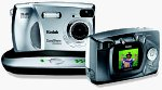 Kodak's EasyShare CX4300 digital camera. Courtesy of Eastman Kodak Co. All rights reserved.