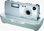 Kodak's EasyShare LS420 digital camera, courtesy of Eastman Kodak Co., with modifications by Michael R. Tomkins.
