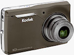 Kodak's EasyShare M1033 digital camera. Courtesy of Kodak, with modifications by Michael R. Tomkins.