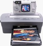 Kodak's EasyShare Printer Dock 6000. Copyright © 2003, The Imaging Resource. All rights reserved.