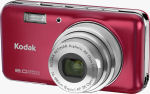 Kodak's EasyShare V803 digital camera. Courtesy of Kodak, with modifications by Michael R. Tomkins.