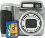 Kodak's EasyShare Z700 digital camera. Copyright © 2005, The Imaging Resource. All rights reserved.