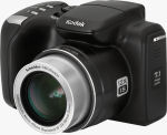 Kodak's EasyShare Z712 IS digital camera. Courtesy of Kodak, with modifications by Michael R. Tomkins.