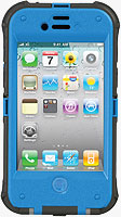 The Keystone ECO NautiCase is intended for use with Apple's iPhone 4. Photo provided by Concord Keystone Trading LLC.