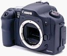Canon's EOS 10D digital SLR. Copyright © 2003, The Imaging Resource. All rights reserved.