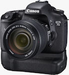 Canon's EOS 7D digital SLR. Photo provided by Canon USA Inc.