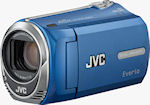 JVC's EverioMemory GZ-MS230 camcorder. Photo provided by JVC Americas Corp.