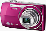 Casio's EX-Z2000 digital camera. Photo provided by Casio America Inc.