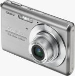 Casio's EXILIM EX-Z75 digital camera. Courtesy of Casio, with modifications by Michael R. Tomkins.
