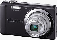 's EXILIM EX-ZS5 digital camera. Photo provided by Casio America Inc.