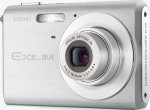 Casio's EXILIM EX-Z60 digital camera. Courtesy of Casio, with modifications by Michael R. Tomkins.
