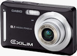 Casio's EXILIM Zoom EX-Z9 digital camera. Click for a bigger picture!