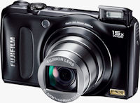 Fujifilm's FinePix F300EXR digital camera. Photo provided by Fujifilm North America Corp.
