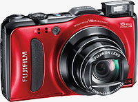 Fujifilm's FinePix F600EXR digital camera. Photo provided by Fujifilm North America Corp.