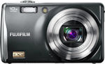 Fujifilm's FinePix F70EXR digital camera. Photo provided by Fujifilm USA Inc.