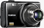Fujifilm's FinePix F80EXR digital camera. Photo provided by Fujifilm North America Corp.