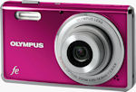 Olympus' FE-4000 digital camera. Photo provided by Olympus Imaging America Inc.