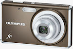 Olympus' FE-4020 digital camera. Photo provided by Olympus Imaging America Inc.
