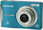 Olympus' FE-46 digital camera. Photo provided by Olympus Imaging America Inc.