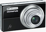 Olympus' FE-5010 digital camera. Photo provided by Olympus Imaging America Inc.