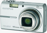 Olympus' FE-200 digital camera. Courtesy of Olympus, with modifications by Michael R. Tomkins.