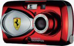 The Ferrari Digital Model 2003 digital camera. Courtesy of Olympus, with modifications by Michael R. Tomkins.