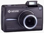 Kyocera's FineCam S4 digital camera. Courtesy of Kyocera Corp., with modifications by Michael R. Tomkins.