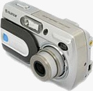 Fujifilm's FinePix A330 digital camera. Copyright © 2005, The Imaging Resource.  All rights reserved.