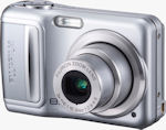 Fujifilm's FinePix A850 digital camera. Courtesy of Fujifilm, with modifications by Michael R. Tomkins.