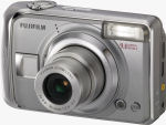Fujifilm's FinePix A900 digital camera. Courtesy of Fujifilm, with modifications by Michael R. Tomkins.