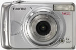 Fujifilm's FinePix A920 digital camera. Courtesy of Fujifilm, with modifications by Michael R. Tomkins.
