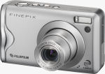 Fujifilm's FinePix F20 digital camera. Courtesy of Fujifilm, with modifications by Michael R. Tomkins.