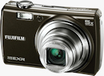 Fujifilm's FinePix F200EXR digital camera. Photo provided by Fujifilm USA Inc.