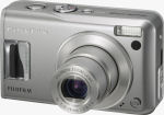 Fujifilm's FinePix F31fd digital camera. Courtesy of Fujifilm, with modifications by Michael R. Tomkins.