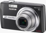 Fujifilm's FinePix F480 digital camera. Courtesy of Fujifilm, with modifications by Michael R. Tomkins.
