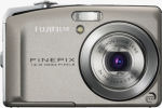Fujifilm's FinePix F50fd digital camera. Courtesy of Fujifilm, with modifications by Michael R. Tomkins.
