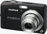 Fujifilm's FinePix F60FD digital camera. Courtesy of Fujifilm, with modifications by Michael R. Tomkins.