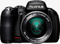 Fujifilm's FinePix HS20EXR digital camera. Photo provided by Fujifilm North America Corp.