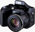 Fujifilm's FinePix S20 Pro digital camera. Courtesy of Fujifilm, with modifications by Michael R. Tomkins.