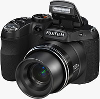 Fujifilm's FinePix S2950 digital camera. Photo provided by Fujifilm North America Corp.