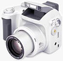 Fujifilm's FinePix S3100 digital camera. Copyright © 2004, The Imaging Resource. All rights reserved.