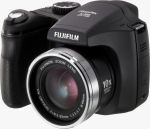 Fujifilm's FinePix S700 digital camera. Courtesy of Fujifilm, with modifications by Michael R. Tomkins.
