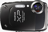 Fujifilm's FinePix T200 digital camera. Photo provided by Fujifilm North America Corp.
