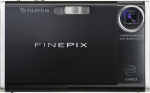 Fujifilm's FinePix Z1 digital camera. Courtesy of Fujifilm, with modifications by Michael R. Tomkins.