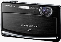 Fujifilm's FinePix Z90 digital camera. Photo provided by Fujifilm North America Corp.
