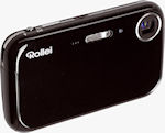 Rollei's Flexline 100 inINTOUCH digital camera. Photo provided by Rollei GmbH.