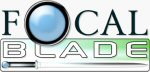 Focal Blade's logo. Courtesy of The Plugin Site, with modifications by Michael R. Tomkins. Click to visit The Plugin Site.