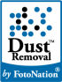 FotoNation's Dust Removal logo. Click here to visit the FotoNation website!