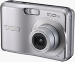 Fujifilm's A150 digital camera. Photo provided by Fujifilm USA Inc.