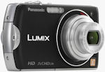 The Panasonic LUMIX FX75 digital camera. Photo provided by Panasonic Consumer Electronics Co.